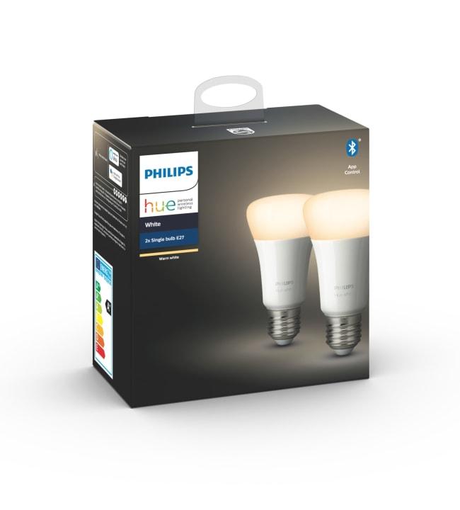 Philips Hue White E27 806lm 2kpl led-älylamppu