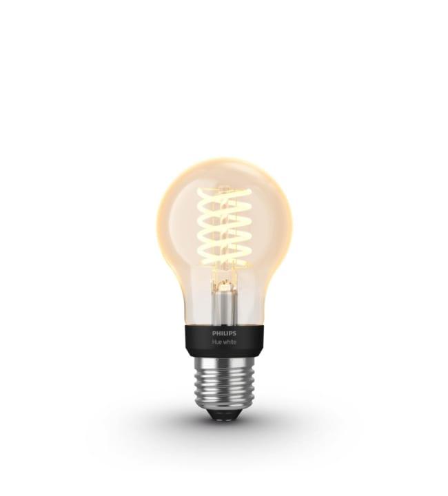 Philips Hue White E27 550lm filamentti led-älylamppu