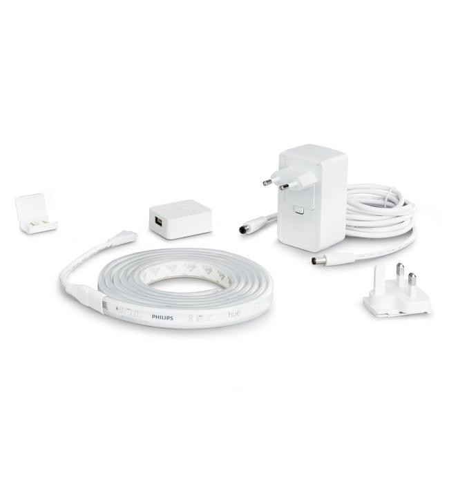 Philips Hue Lightstrip Plus 2m ledvalonauha aloituspaketti
