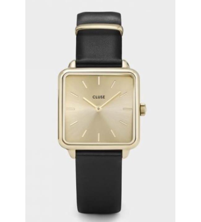 Cluse CL60004 La Garconne Gold Gold/Black rannekello
