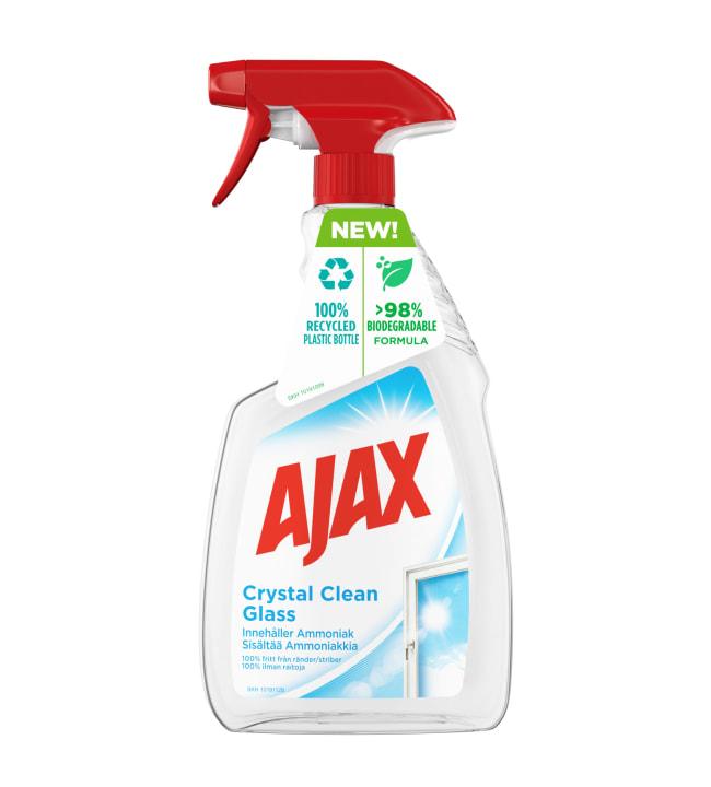 Ajax Crystal Clean 750 ml lasinpuhdistuspray