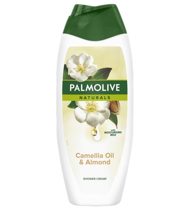 Palmolive Naturals Camellia Oil & Almond 500 ml suihkusaippua