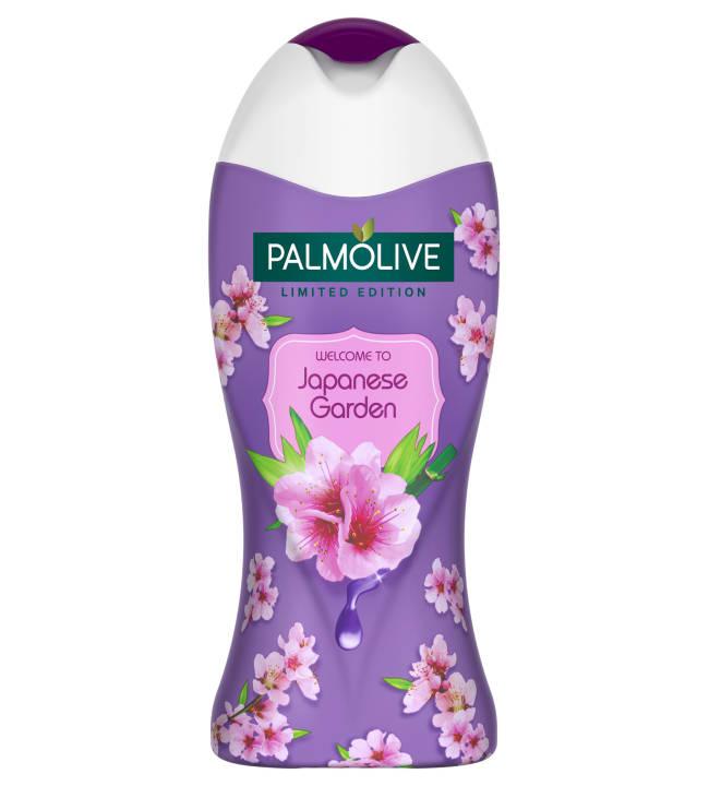 Palmolive Limited Edition Japanese Garden 250 ml suihkusaippua