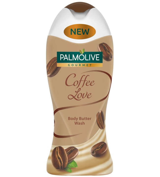 Palmolive Gourmet Coffee Love 250 ml suihkusaippua