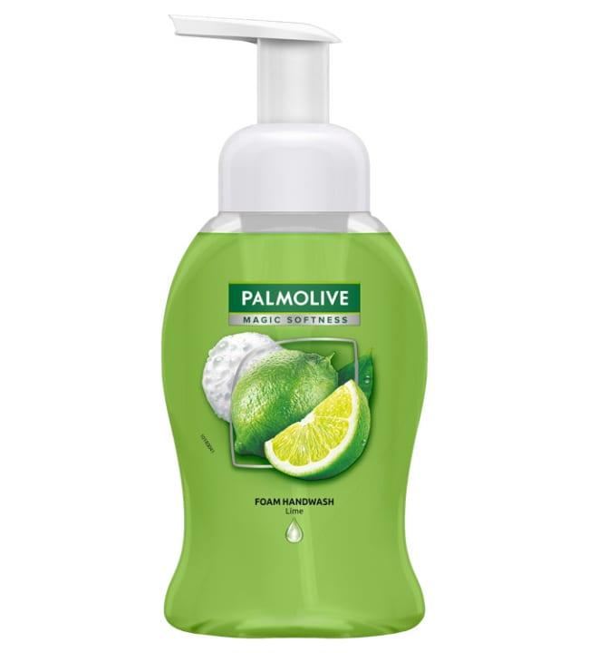 Palmolive Magic Softness Lime 250 ml nestesaippua