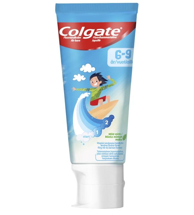 Colgate 50 ml 6-9 v. lasten hammastahna