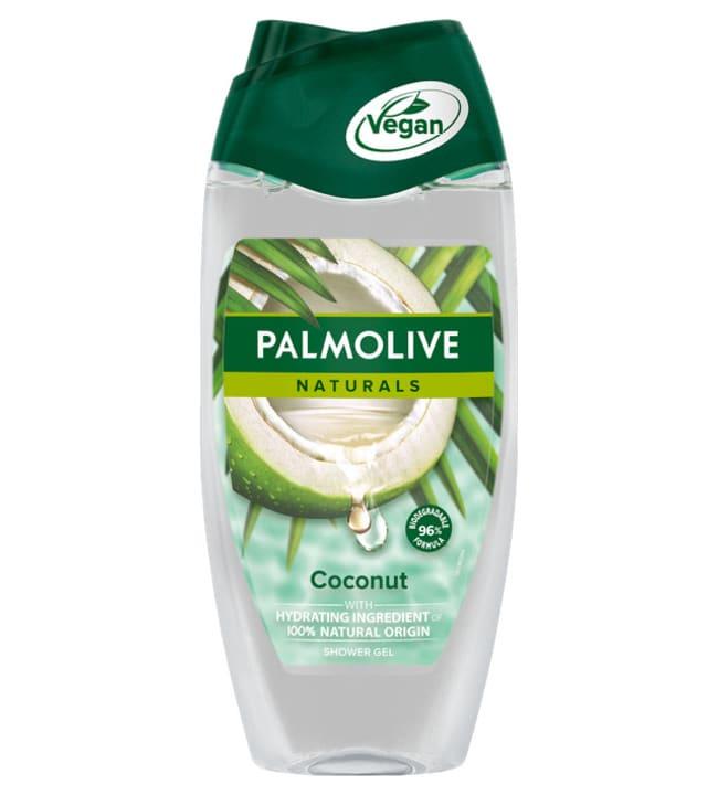 Palmolive Naturals Vegan Coconut 250 ml suihkusaippua
