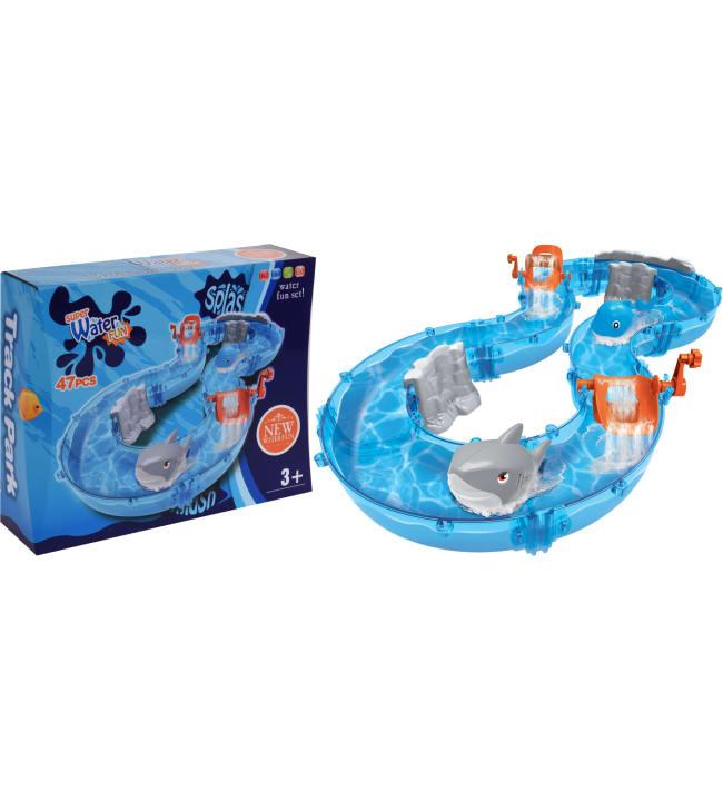 Water Play Track vesileikkisetti