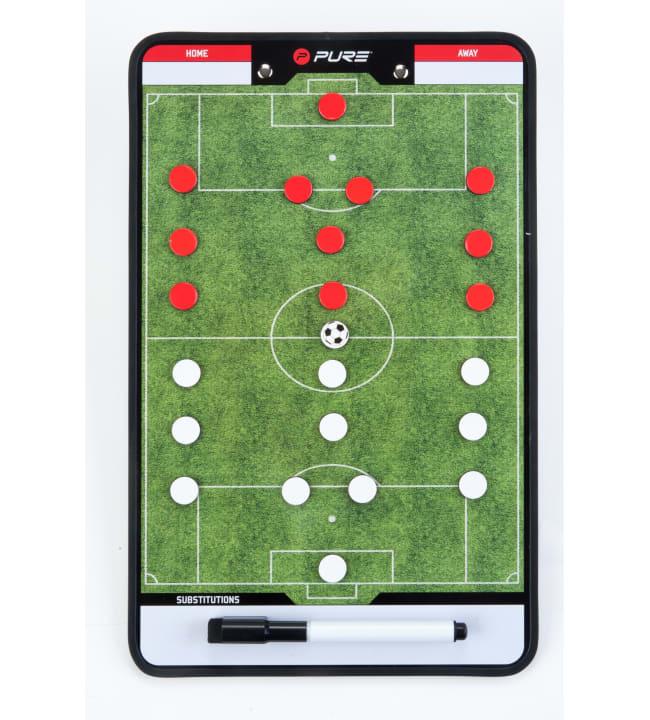 Pure jalkapallo tekniikkataulu