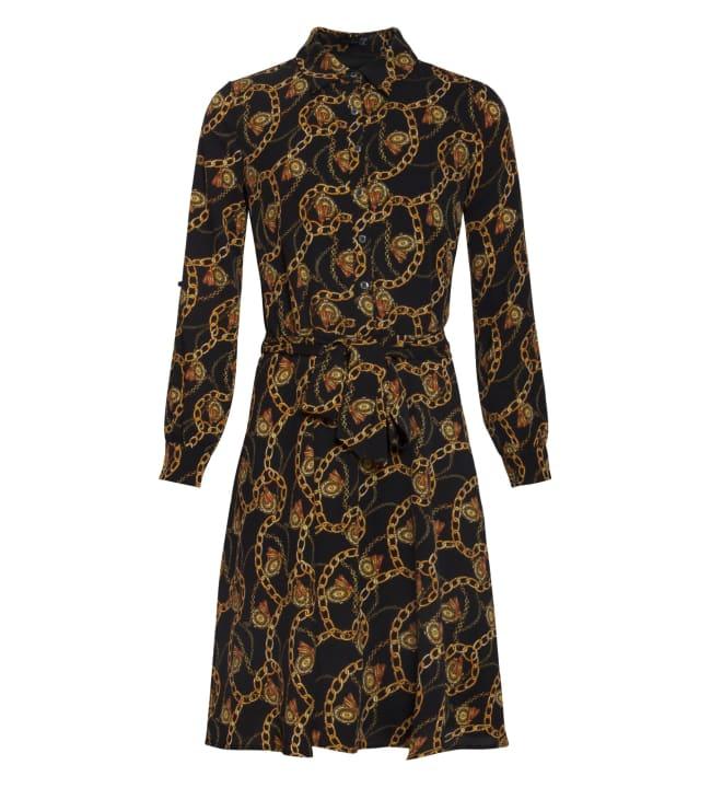 Smashed Lemon 19571 naisten mekko