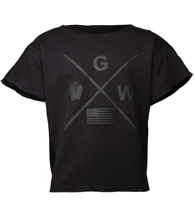 Gorilla Wear Sheldon Workout miesten t-paita