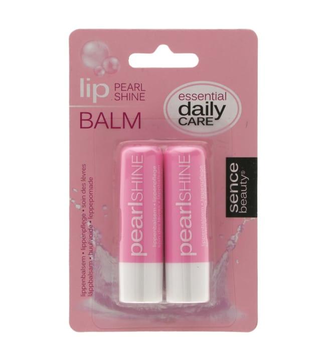 SenceBeauty Lip Balm Pearl Shine 4,3 g 2 kpl huulivoide