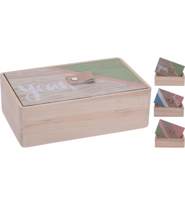 H&S 16x10x5cm laatikko