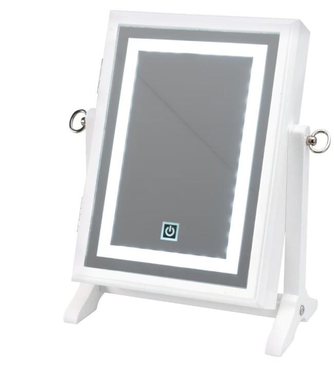 KM LED peili + korukaappi