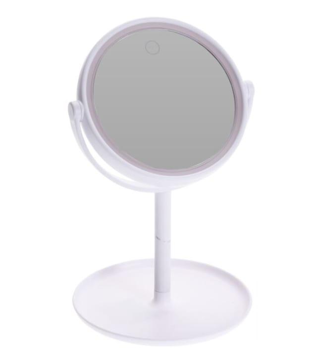 KM 16 cm LED-meikkipeili