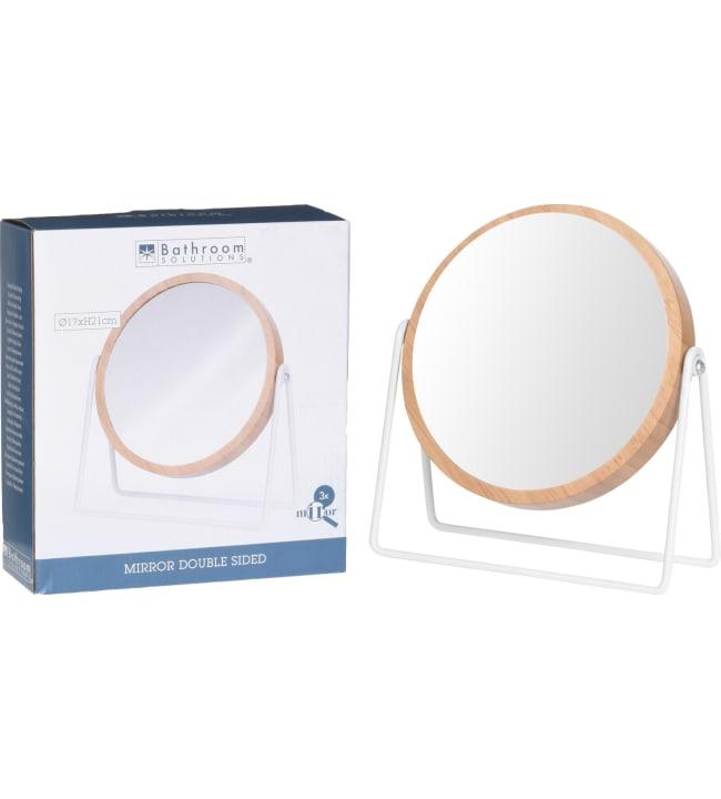 Bathroom Solutions 21 cm kaksipuolinen peili