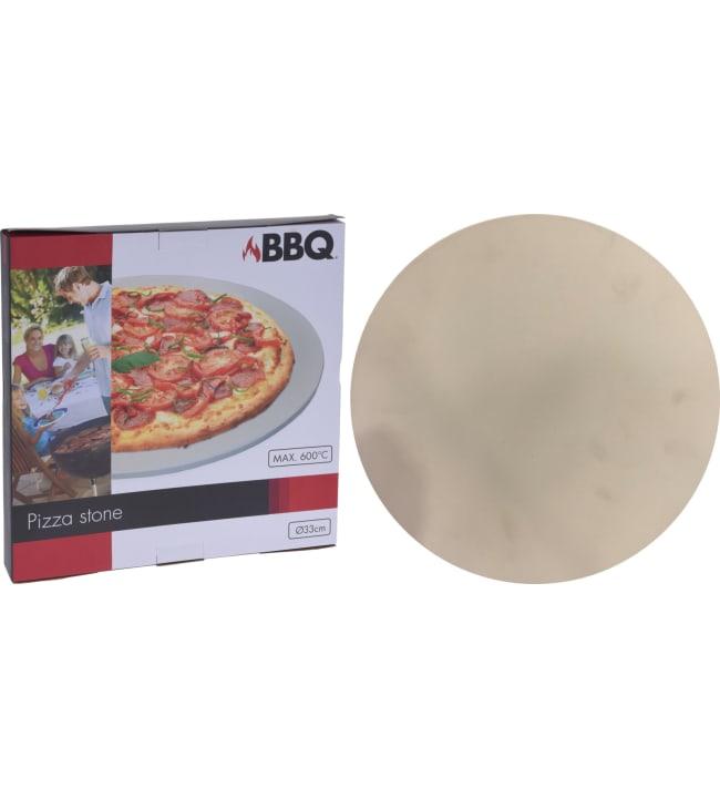 BBQ 33cm pizzakivi