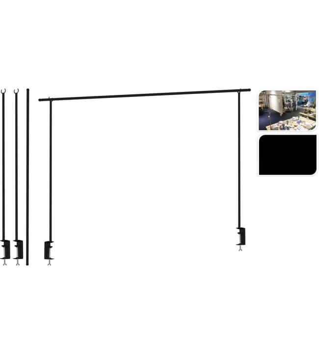 KM valoille ja koristeille teline