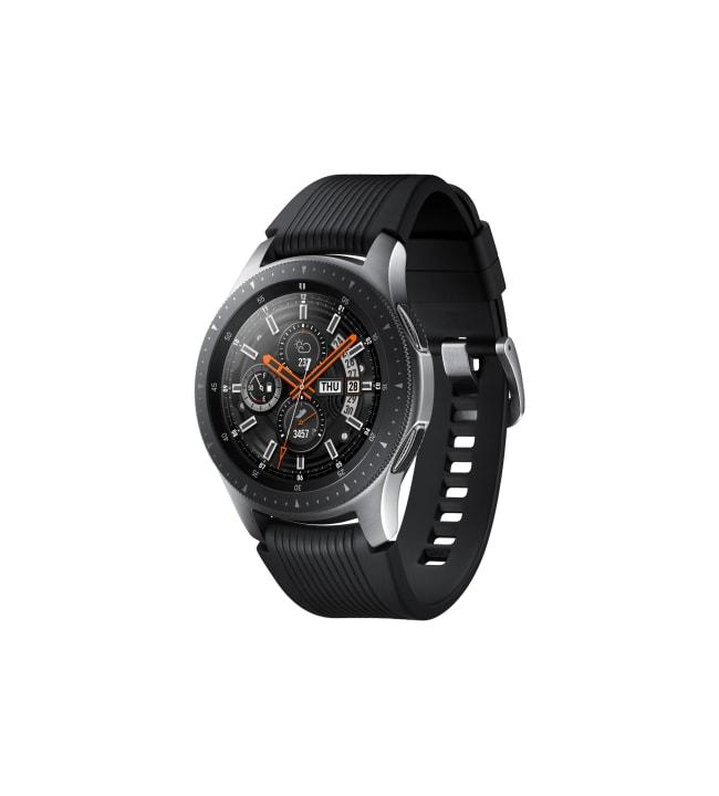 Samsung Galaxy Watch 46mm Silver LTE älykello