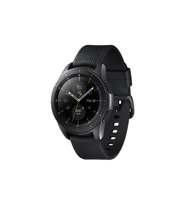 Samsung Galaxy Watch 42mm Black LTE älykello