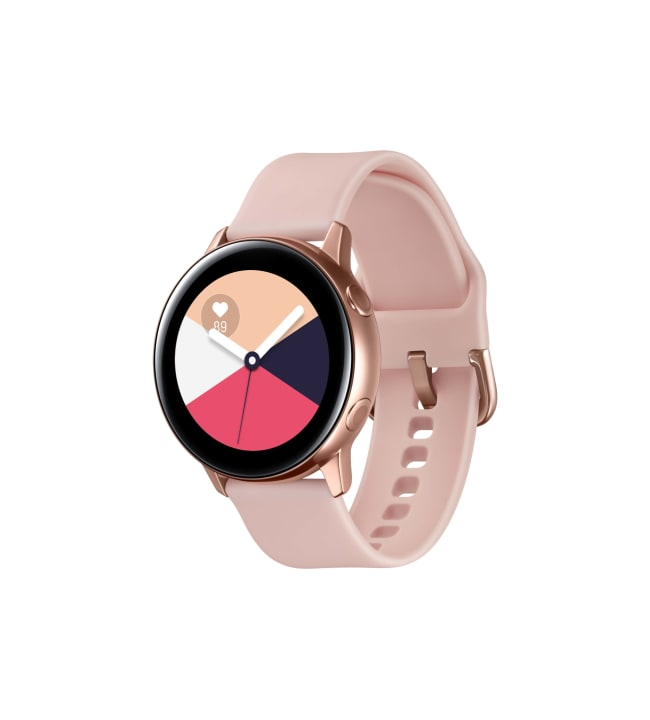 Samsung Galaxy Watch Active ruusukulta älykello