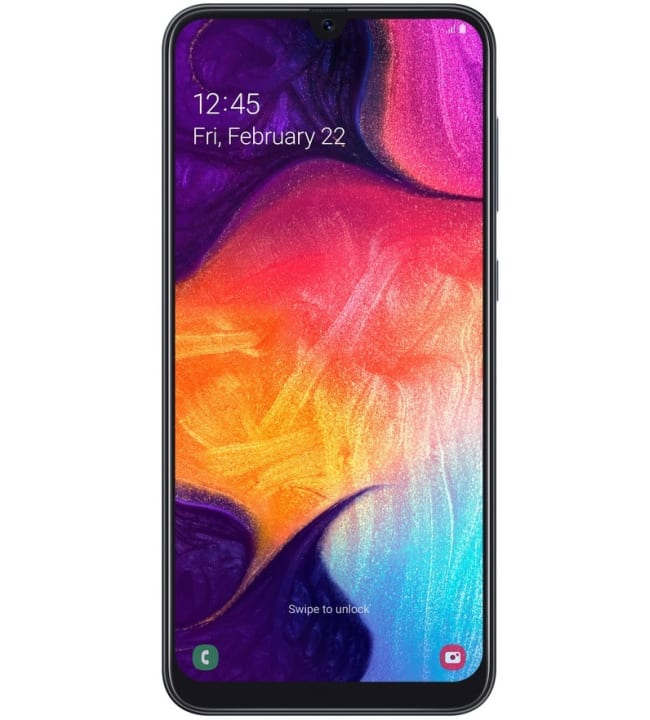 Samsung Galaxy A50 128GB älypuhelin