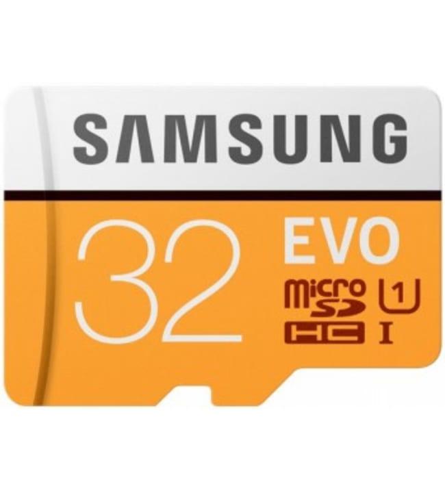 Samsung 32Gb Micro-SDHC EVO muistikortti