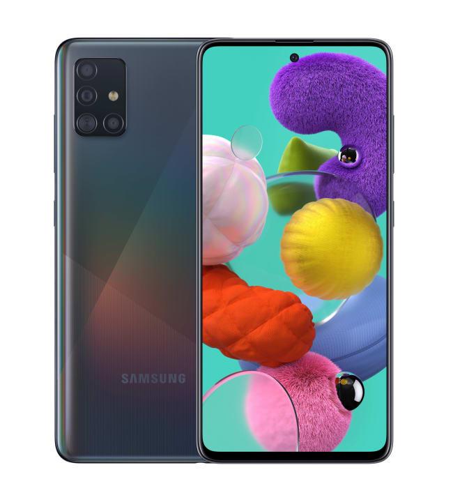 Samsung Galaxy A51 128 GB älypuhelin