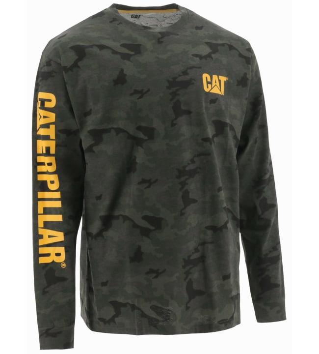CAT Trademark Banner miesten paita
