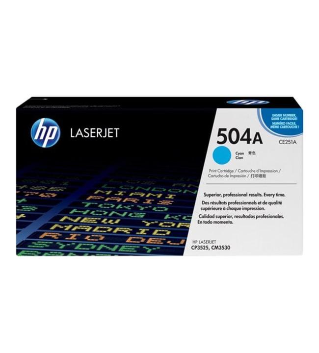 HP CE251A syaani laservärikasetti