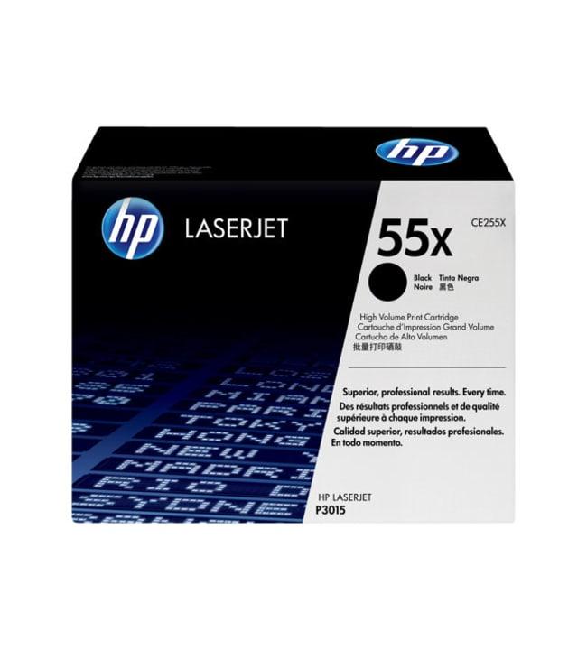 HP 55X musta laservärikasetti