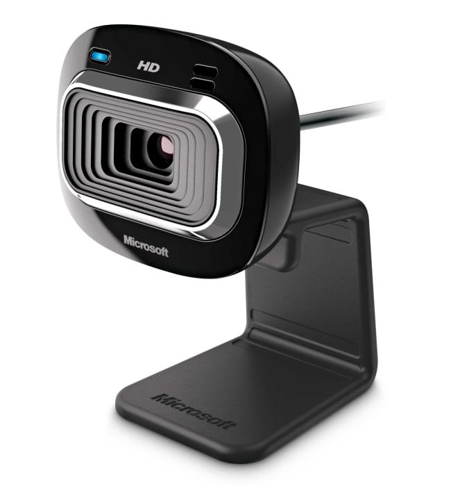 Microsoft HD-3000 web-kamera