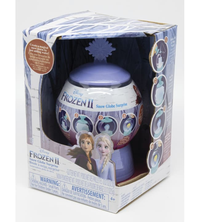 Frozen 2 Snow Globe lumisadepallo