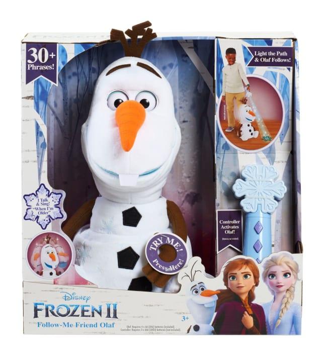 Frozen 2 Follow Me Friend Olaf