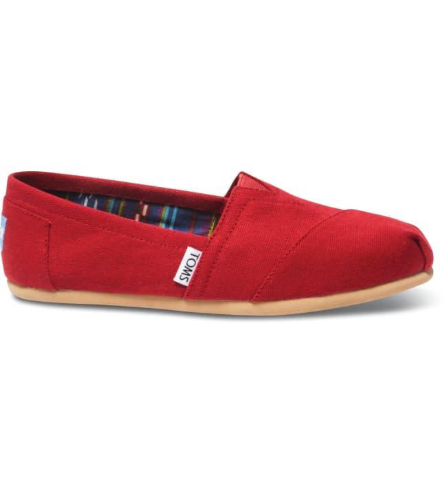 Toms alpargata naisten canvas kengät