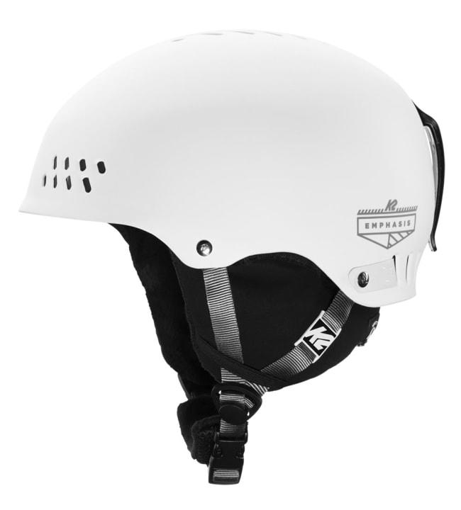 K2 Emphasis naisten laskettelukypärä