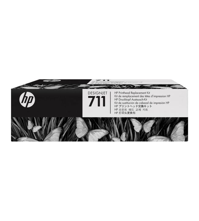 HP 711 tulostuspään vaihtosarja