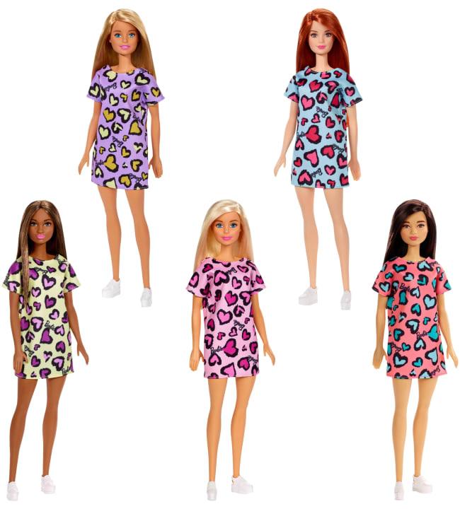 Barbie Brand Entry Doll nukke