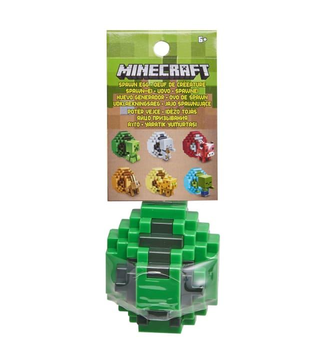 Minecraft Spawn Egg Mini Figure hahmo