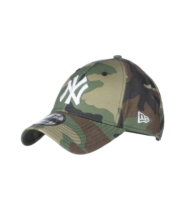 New Era Camo Basic lippis