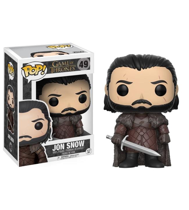 POP! Game of Thrones: Jon Snow keräilyhahmo