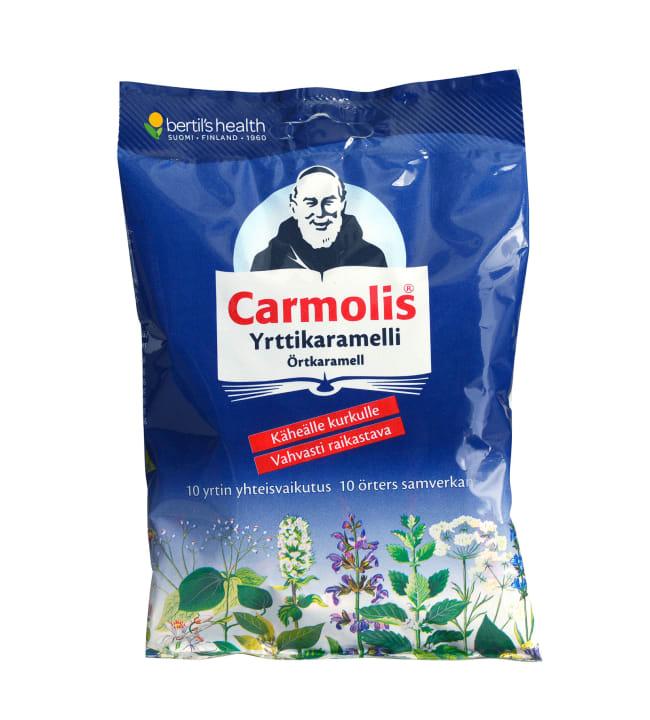 Carmolis 75 g yrttikaramelli
