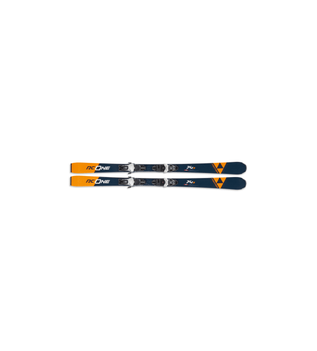 Fischer RC One 74S TPR laskettelusukset + RS10 siteet
