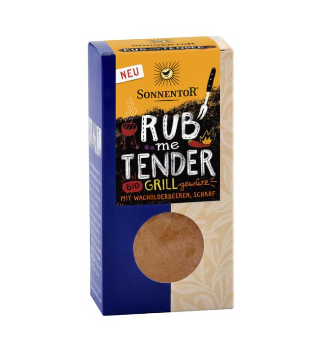 Sonnentor Rub Me Tender 60 g luomu mausteseos