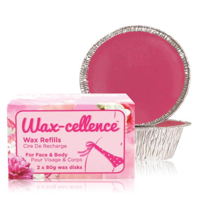 Wax-Cellence 2x80 g vaha