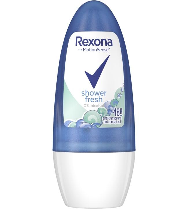 Rexona Shower Fresh 50 ml roll-on deodorantti