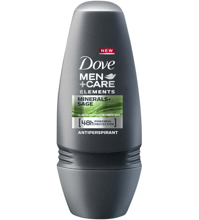 Dove Men+ Care Mineral&Sage 50 ml Roll-on