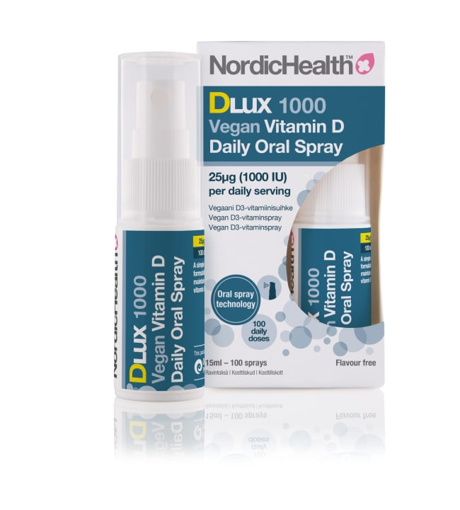 Nordic health Dlux1000 100 suihkausta
