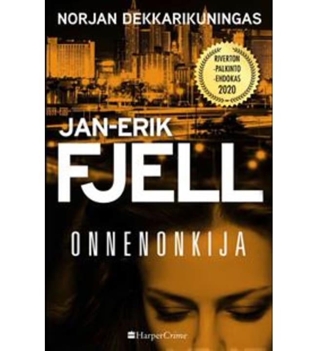 Jan-Erik Fjell: Onnenonkija pokkari