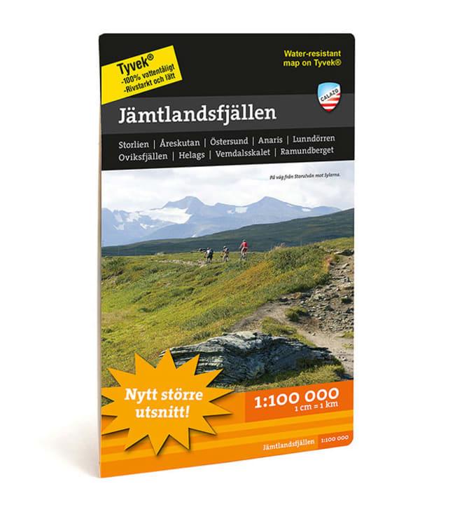 Calazo Jämtlandsfjällen 1:100 000 tunturikartta